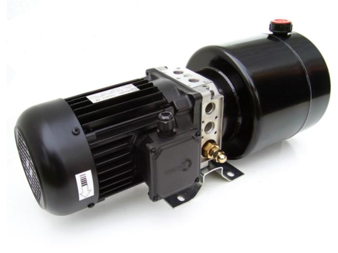 Afbeelding van Hydrauliek mini powerpack P-T circuit configurator