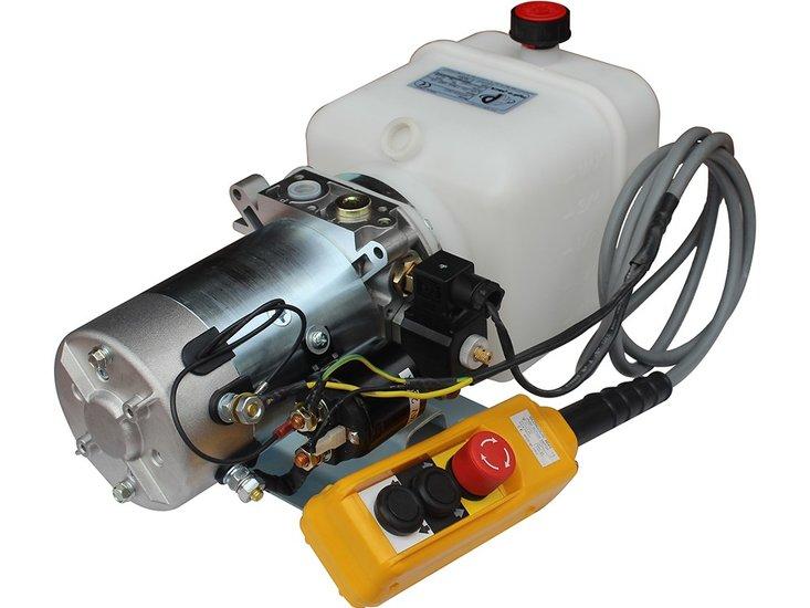Afbeelding van 12V Hydrauliek powerpack lift circuit configurator