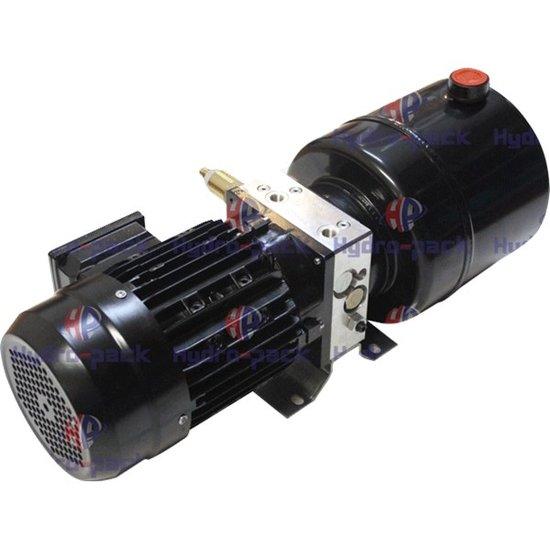 Afbeelding van 380V hefbrug / kolomsbrug hydrauliek powerpack