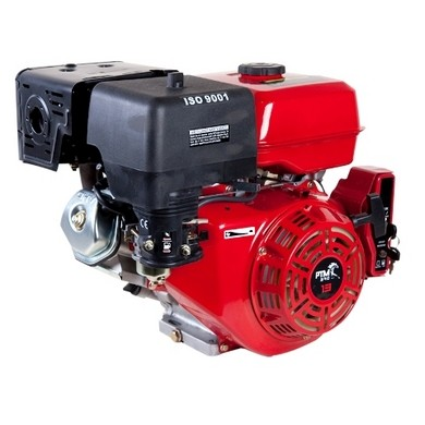Afbeelding van PTM390EPRO: krachtige 13 pk OHV benzinemotor (professional series) 25 mm as met e-start