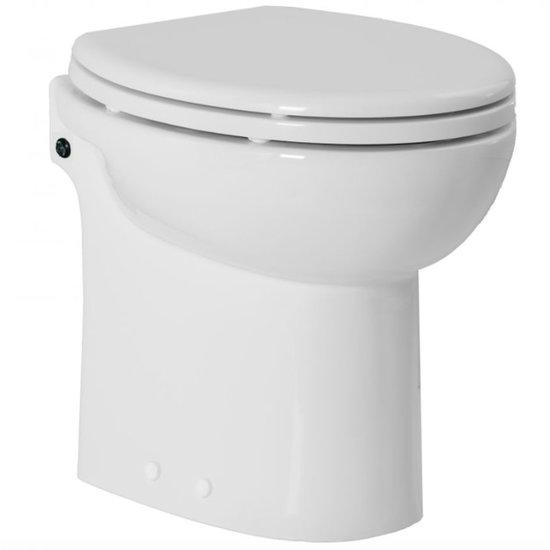 Afbeelding van Keramische toiletbroyeur 550 Watt compleet