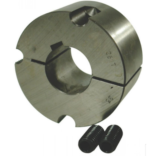 Afbeelding van Klembus 1108 1/2 inch boring 6,35 mm spie