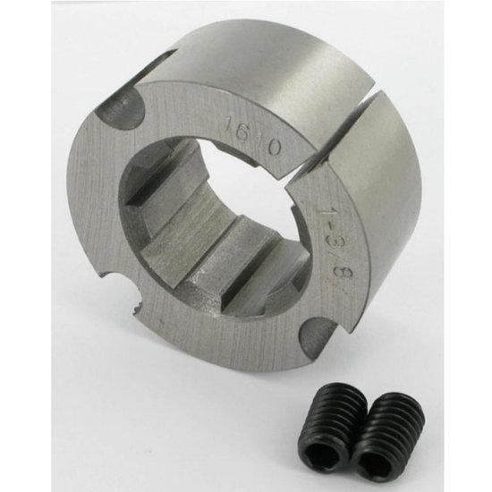 Afbeelding van Klembus 1610 1.3/8 Z6 inch boring 9,5 mm spie