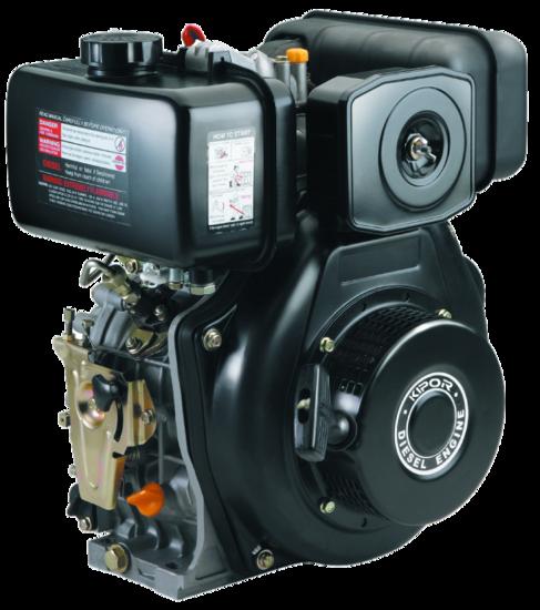 Afbeelding van PTM520DPRO 13pk dieselmotor (professional series) by Kipor