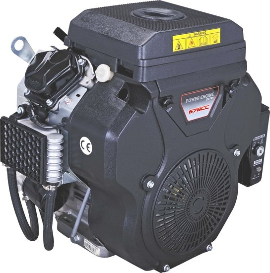 Afbeelding van PTM680 professional V-twin 25,4 mm as