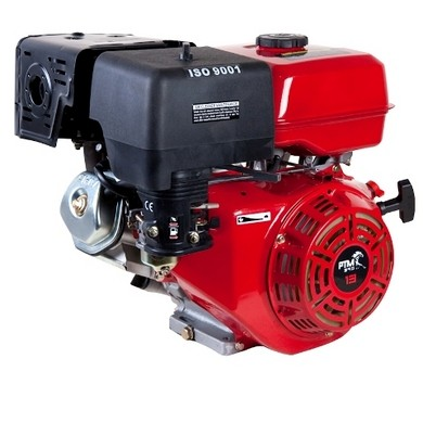 Afbeelding van PTM390PRO: krachtige 13 pk OHV benzinemotor (professional series) generator as