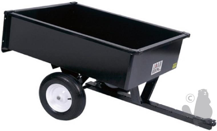 Afbeelding van Aanhanger / aanhangwagen met kiep-bak