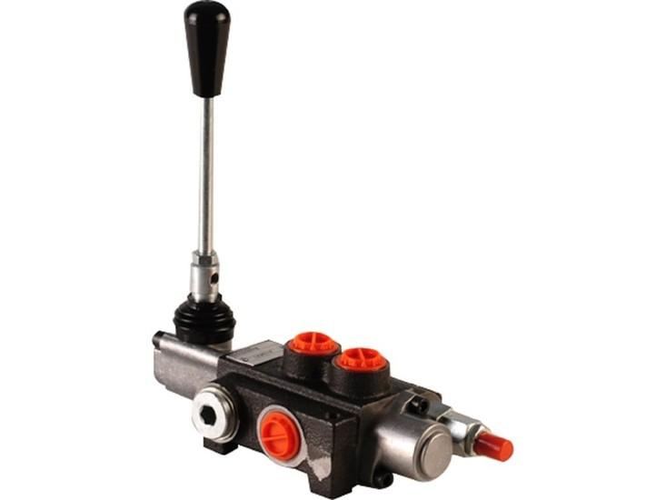 """Afbeelding van Hydropack P40 monoblok stuurventiel 1/2"""" BSP, 40l/min"""