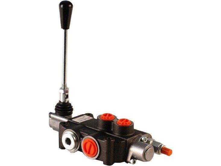 """Afbeelding van Hydropack P80 monoblok stuurventiel 1/2"""" BSP, 80l/min"""
