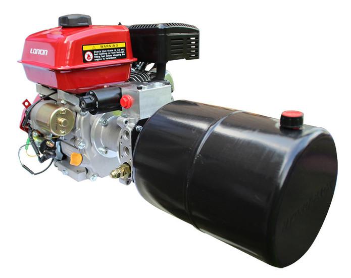 Afbeelding van P+T hydraulieksysteem met 6,5pk benzinemotor