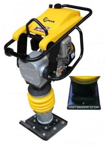 Afbeelding van Lumag Trilstamper VS80CM
