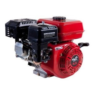PTM200: 6.5pk 196cc OHV benzinemotor 19,05mm as