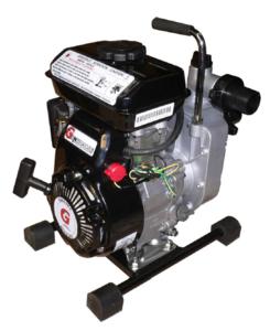 Compacte benzinemotor waterpomp 12000 L/uur