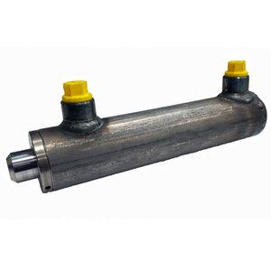 Dubbelwerkende hydrauliek cilinder zonder bevestiging  50x30x600 mm