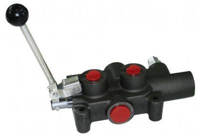 P81 Houtklover stuurschuif met auto-return functie