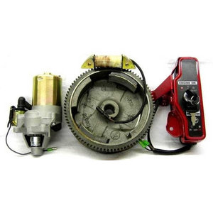 Ombouwset elektrische start -  PTM340-390 / Honda GX340-390
