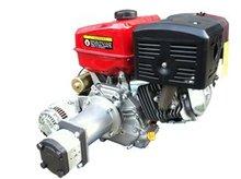 Motor/pomp combinatie hydrauliek