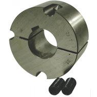 Klembus 1008 16 mm boring 5 mm spie